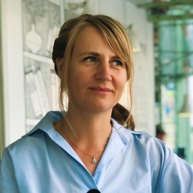 Ирина Котова, президент