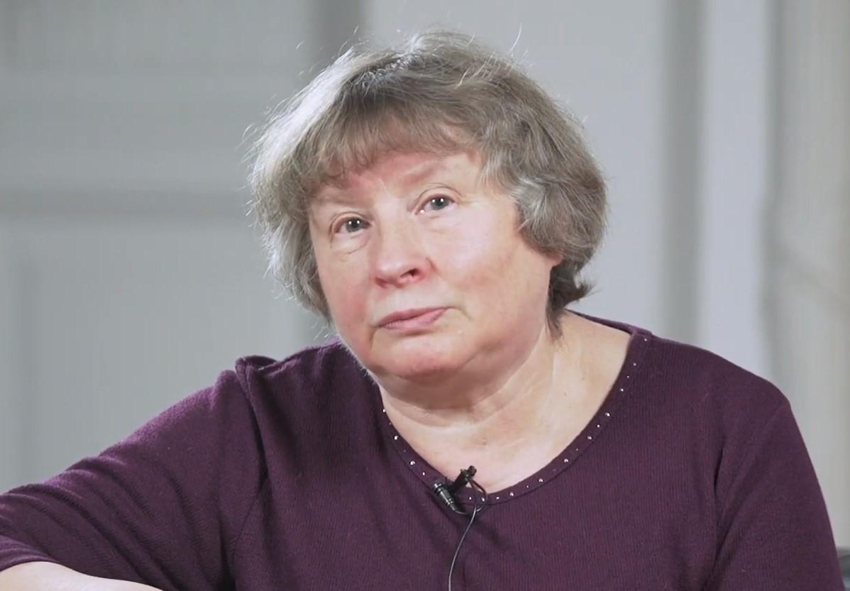 Елена Буртина