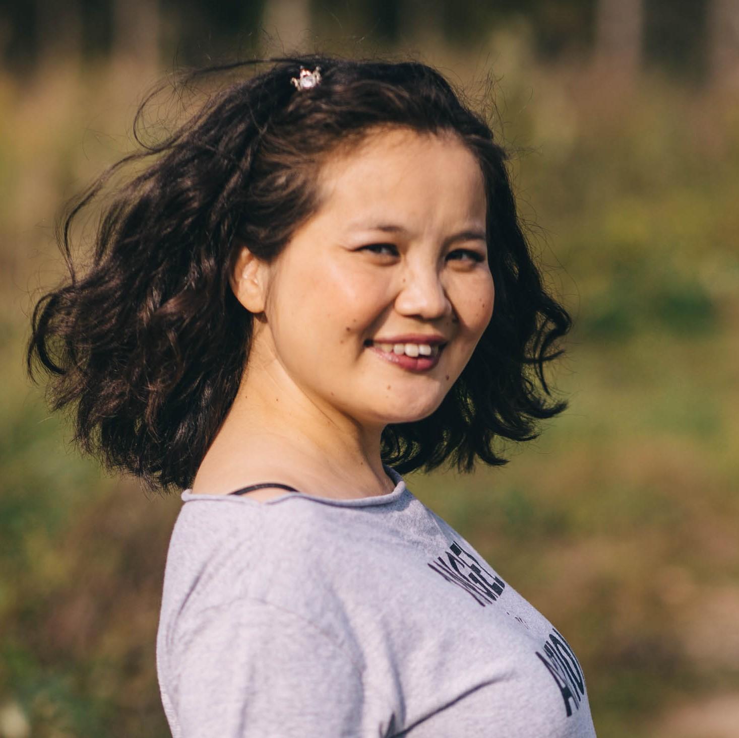 Анастасия Анхеева
